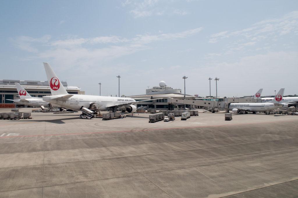 JAL Terminal