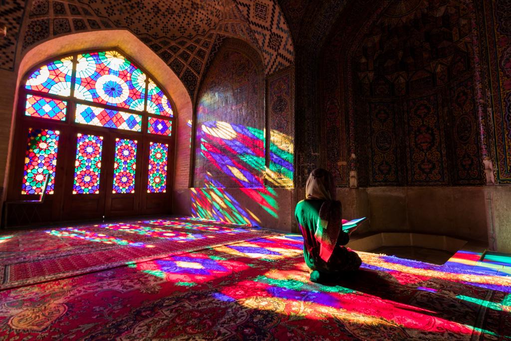 Iranian Skies & Cities