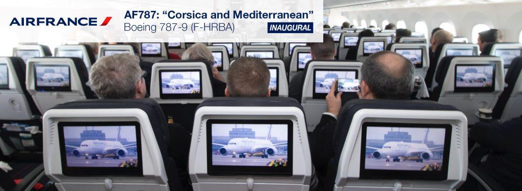 Bienvenue, Air France Boeing 787-9! (Part 2)