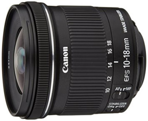 Canon EF-S 10-18mm f/4.5-5.6 IS