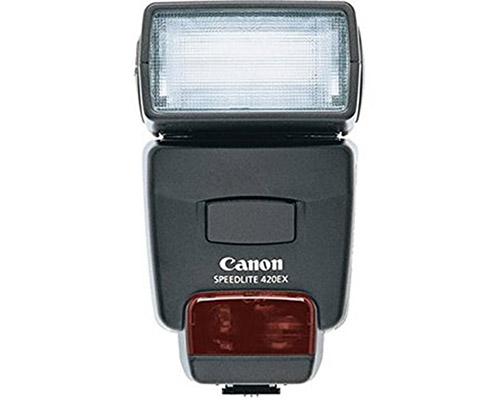 Canon Speedlite 420EX Flash