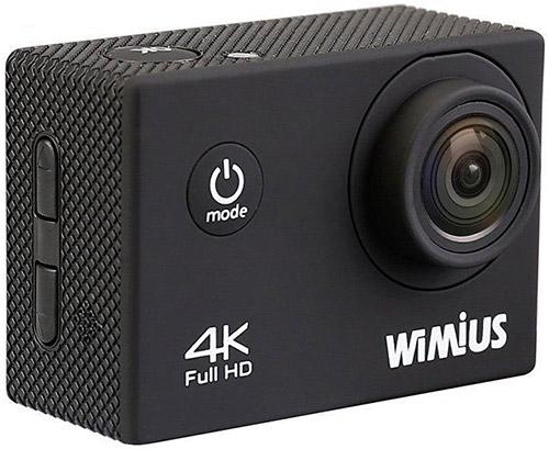WiMiUS Action Camera