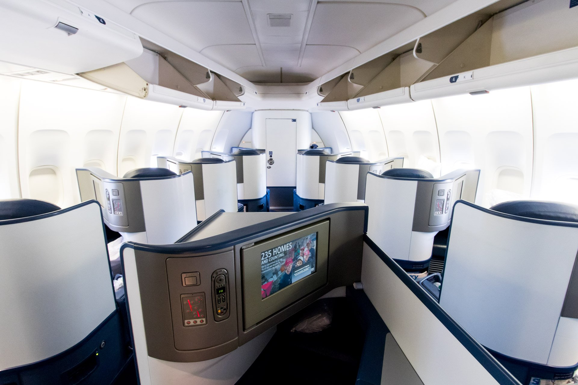 Flight Report: Delta Air Lines 747-400 from Detroit to Tokyo Narita