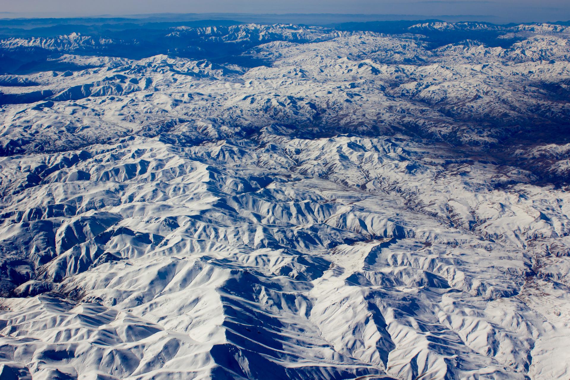 Zagros Mountains