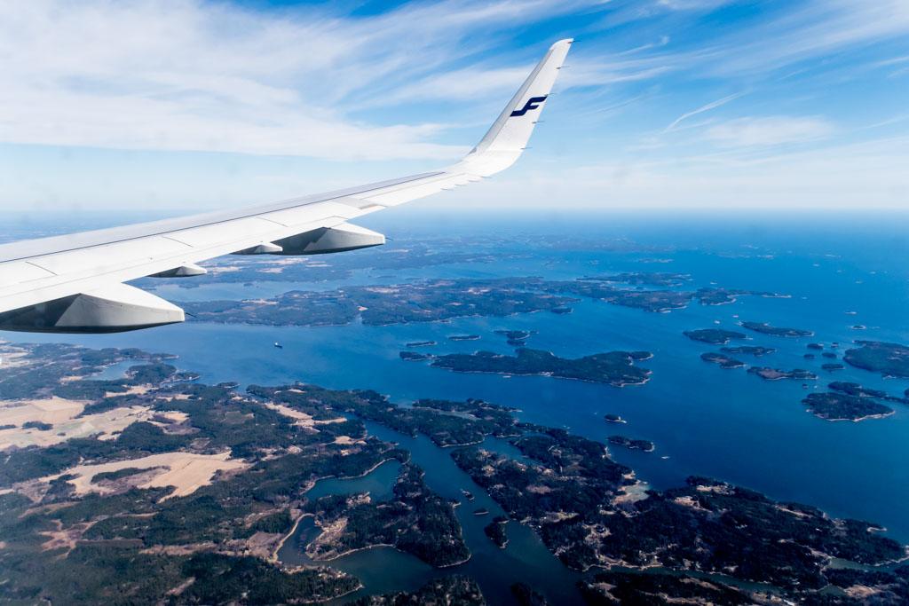 Finnair A321 Report