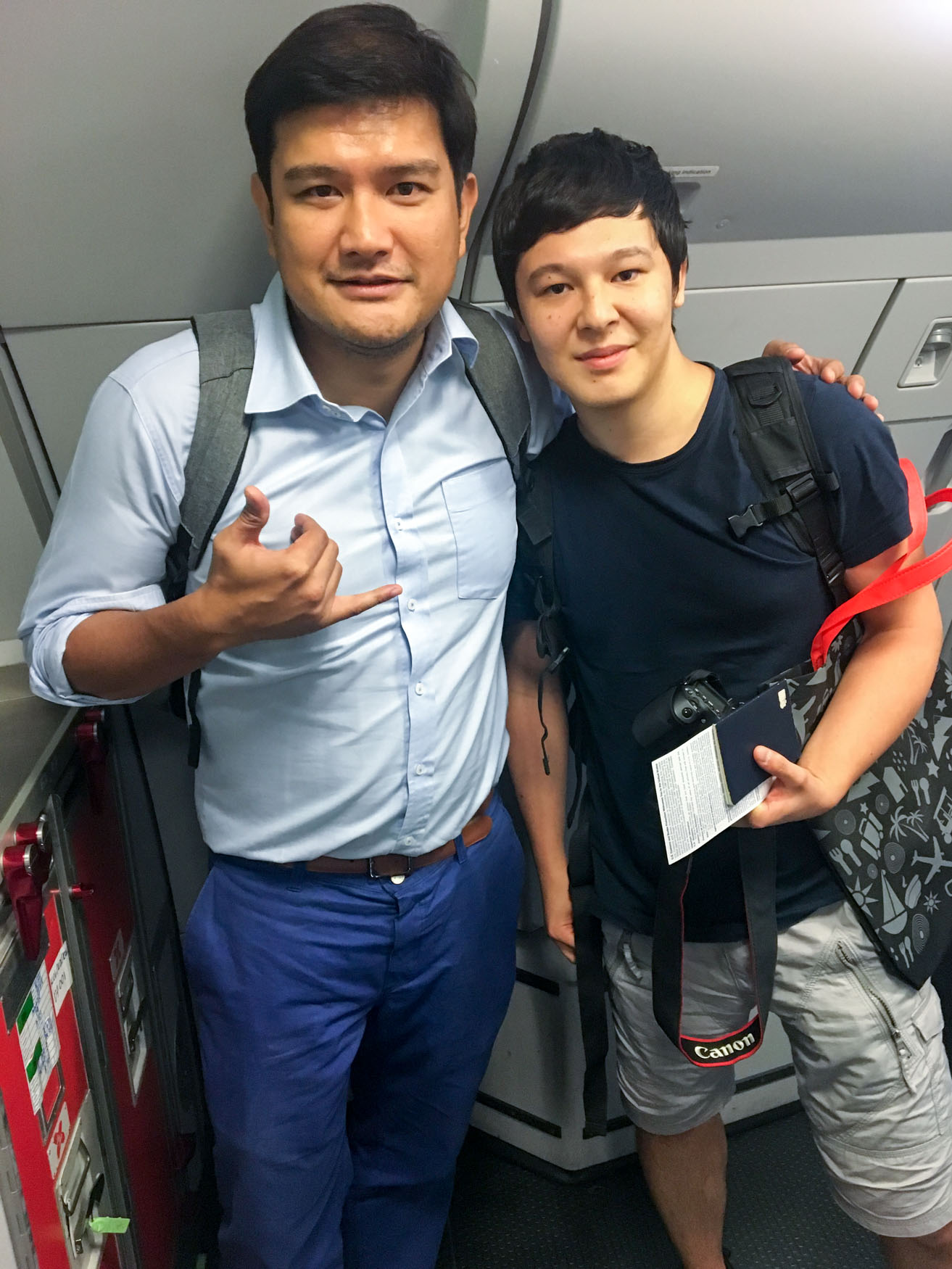 AirAsia X CEO Benyamin Ismail