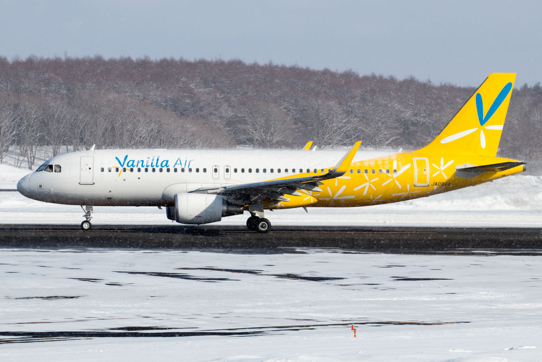 A10 Spotting Point at Sapporo New Chitose Airport