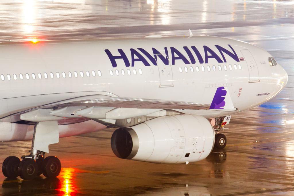 Hawaiian Air A330