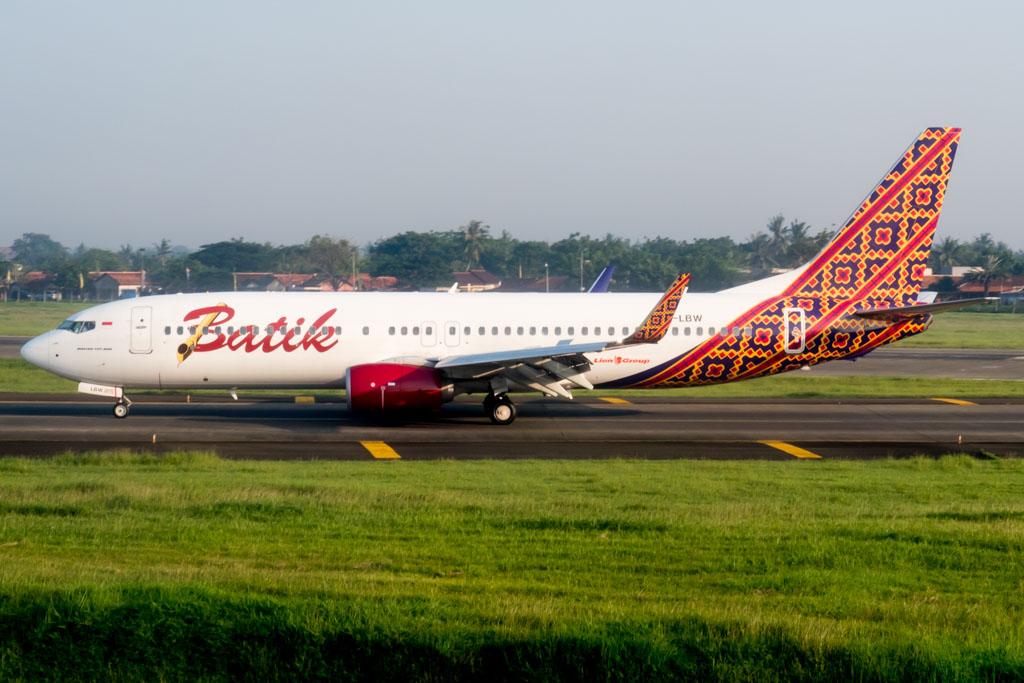 Batik Air 737