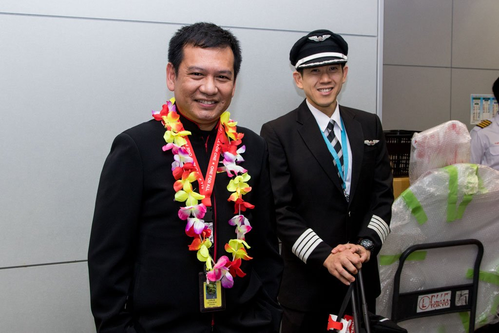 AirAsia X Staff
