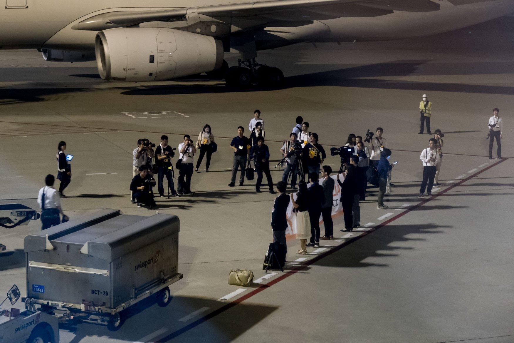 AirAsia X Journalists Covering Inaugural to Honolulu