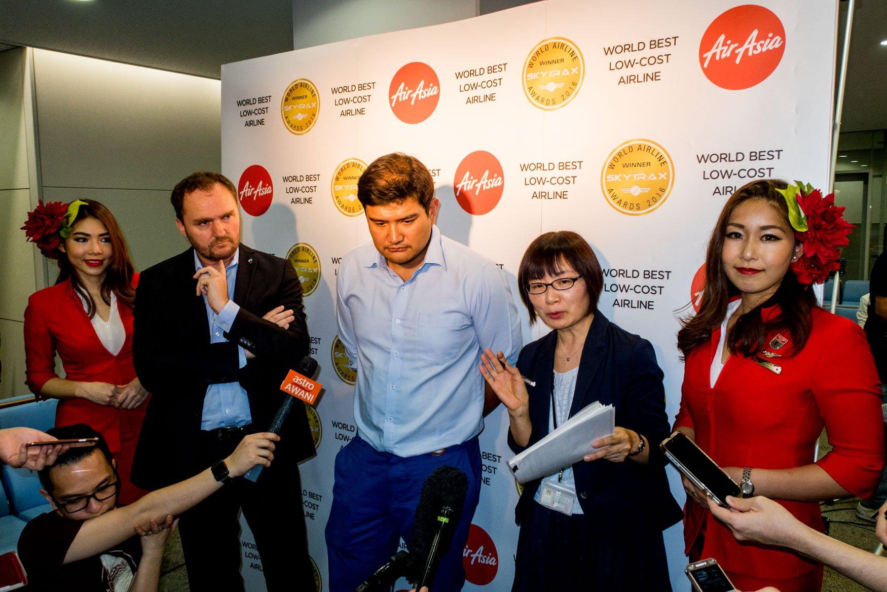 AirAsia X Inaugural to Honolulu Press Conference