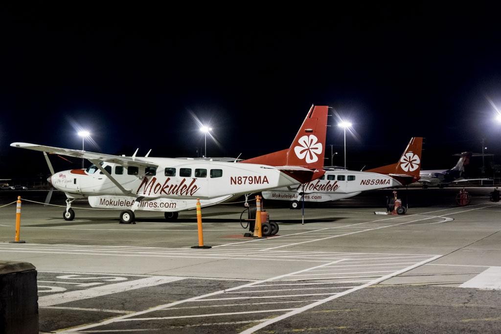 Mokulele Airlines Cessna Grand Caravan