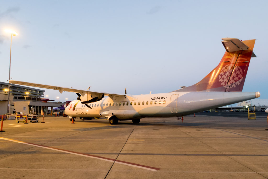 Island Air ATR 72