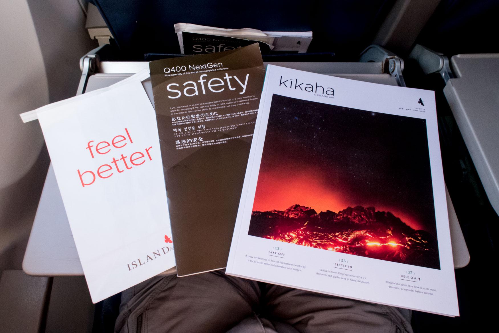 Island Air In-Flight Magazine