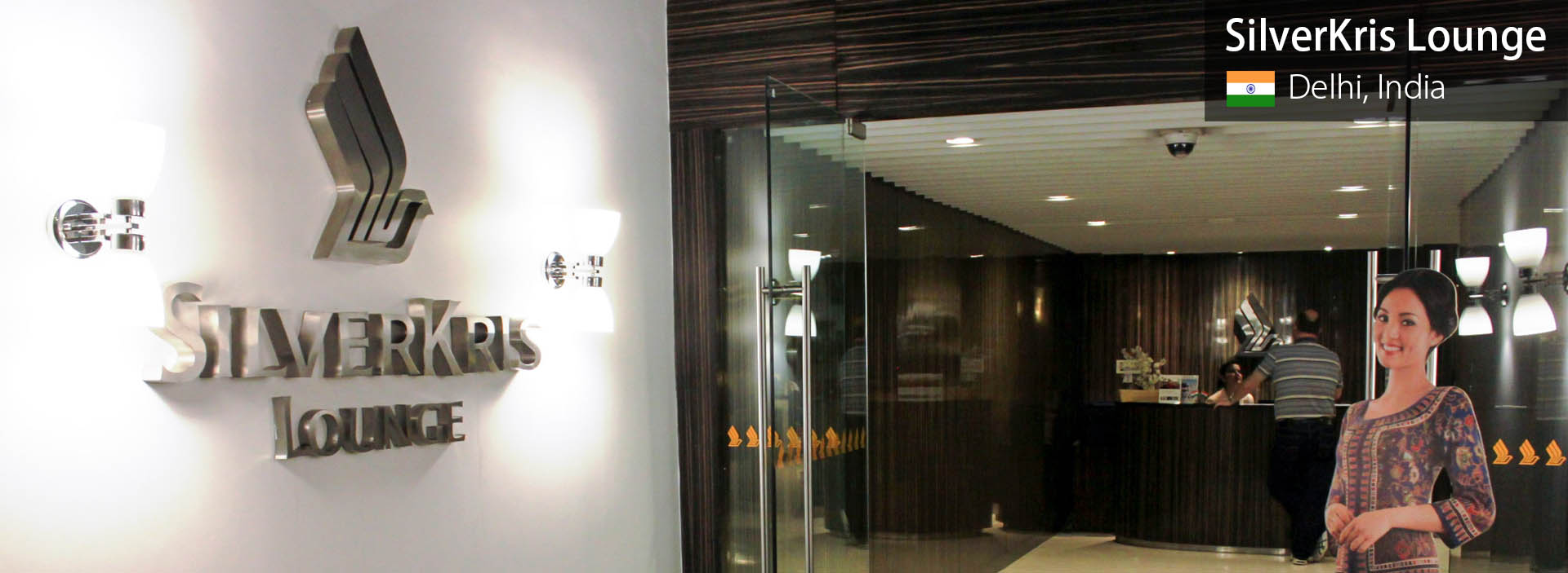 Review: Singapore Airlines SilverKris Lounge at Delhi Indira Gandhi International
