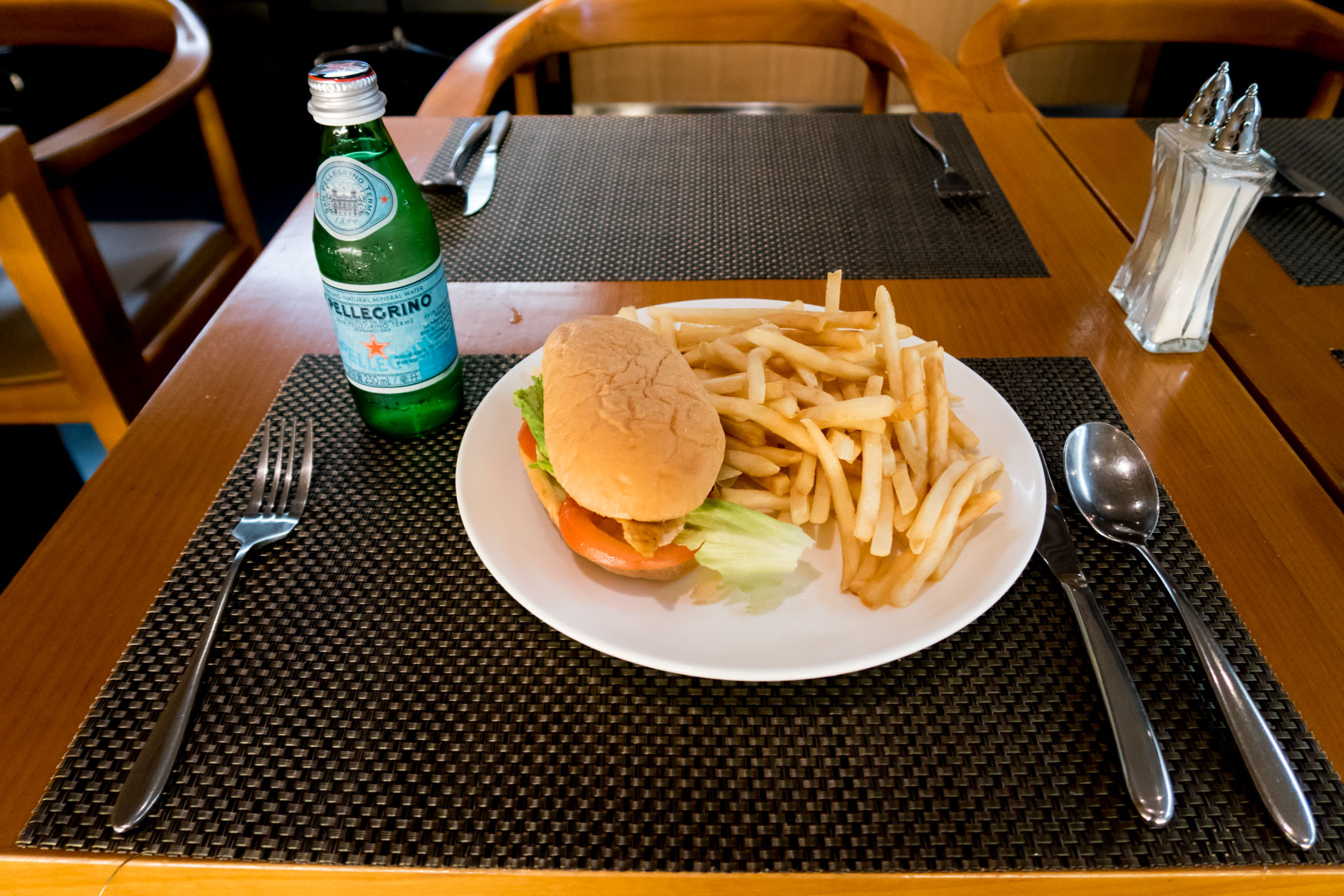 """Cathay Pacific """"The Arrival"""" Sandwich"""