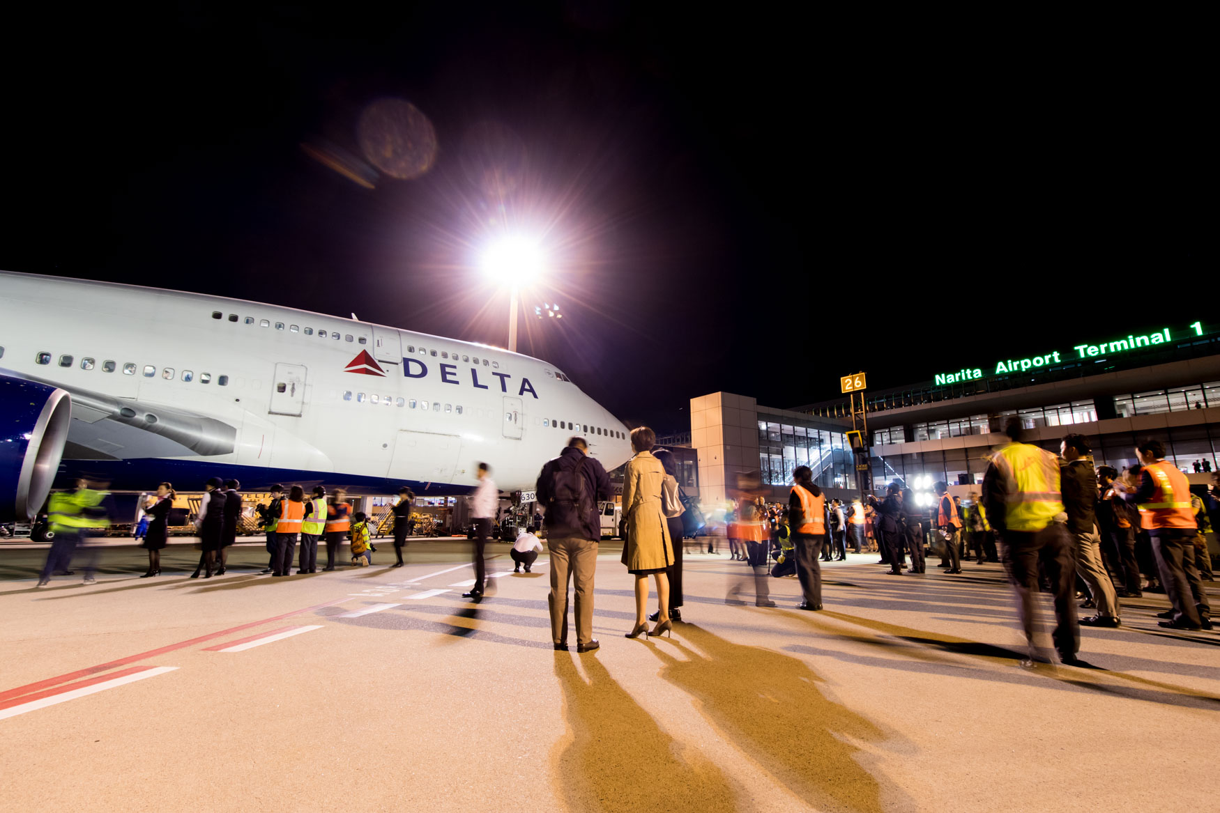 Delta Air Lines Narita Airport Terminal 1