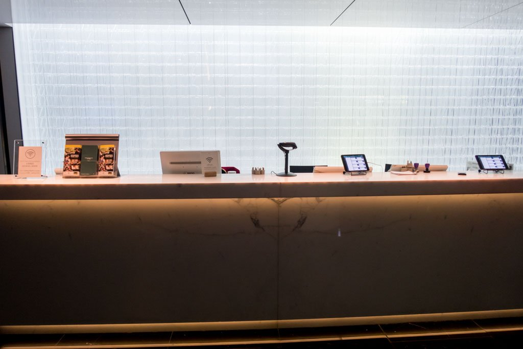 """Cathay Pacific """"The Wing, Business"""" Reception"""