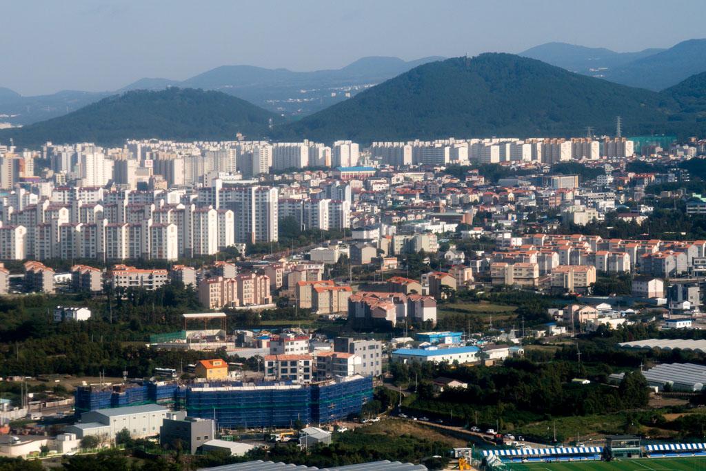 Apartments in Jeju