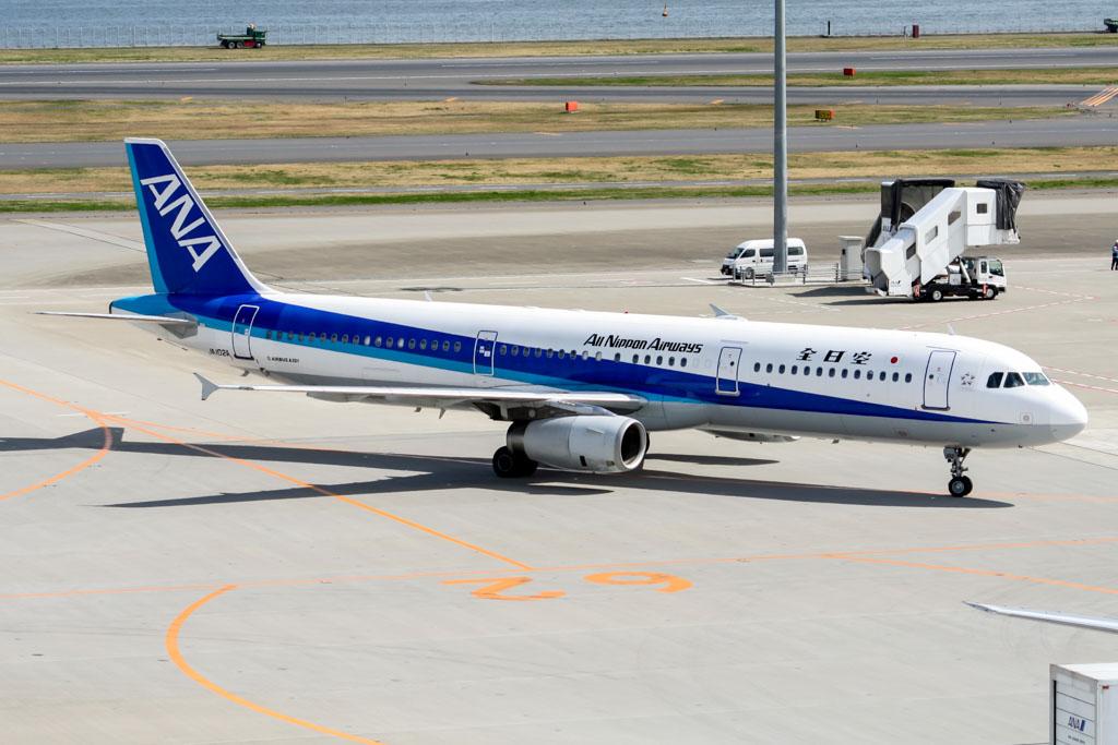 ANA Airbus A321