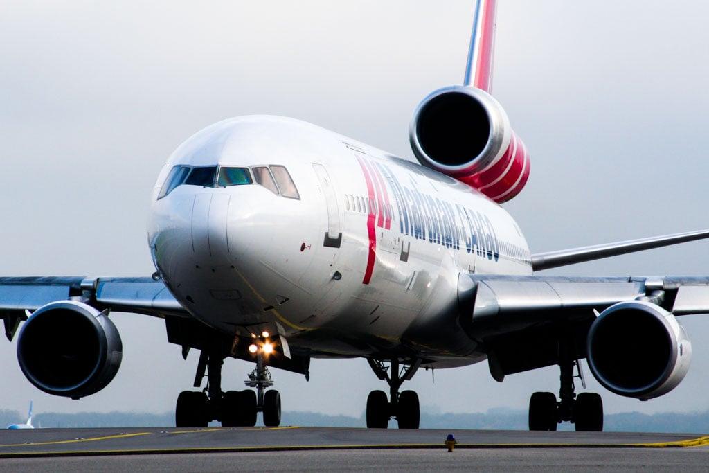 Martinair Cargo MD-11 at Amsterdam Schiphol