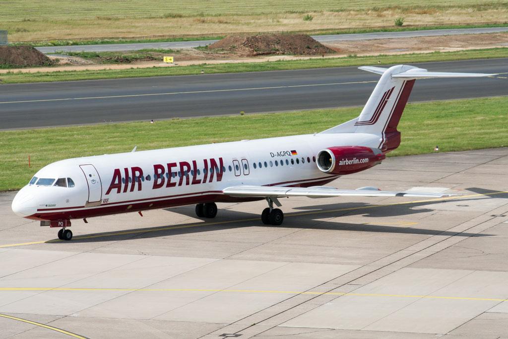 Air Berlin F100