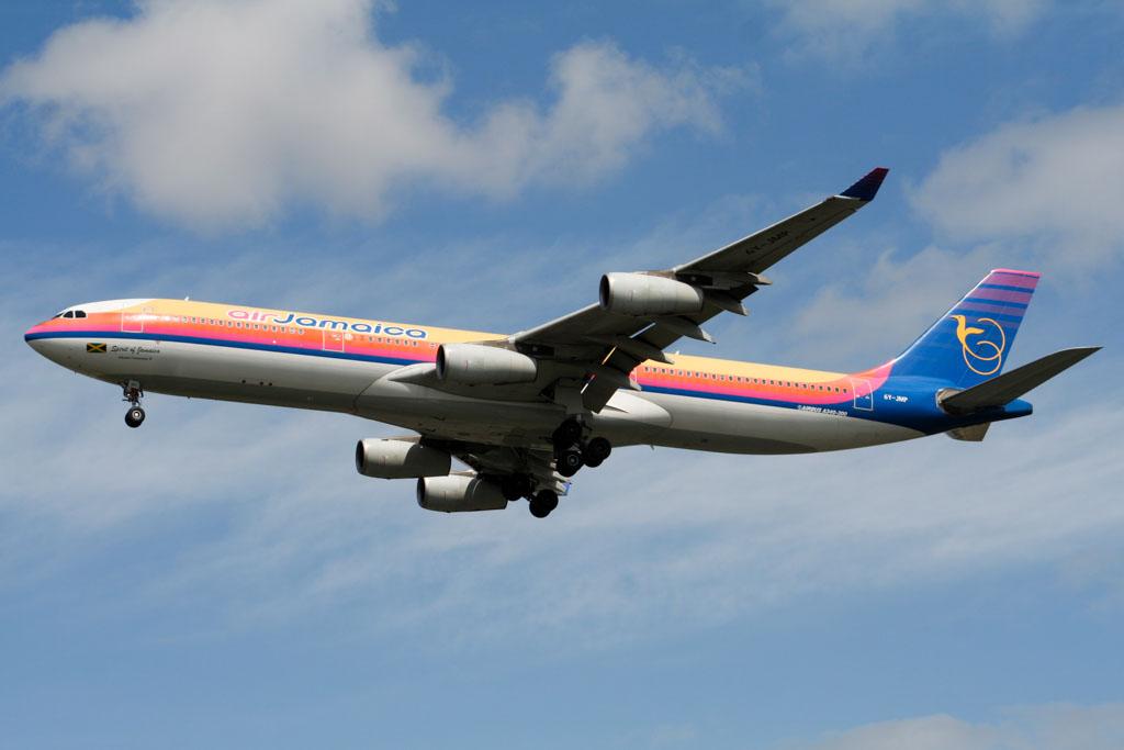 Air Jamaica A340