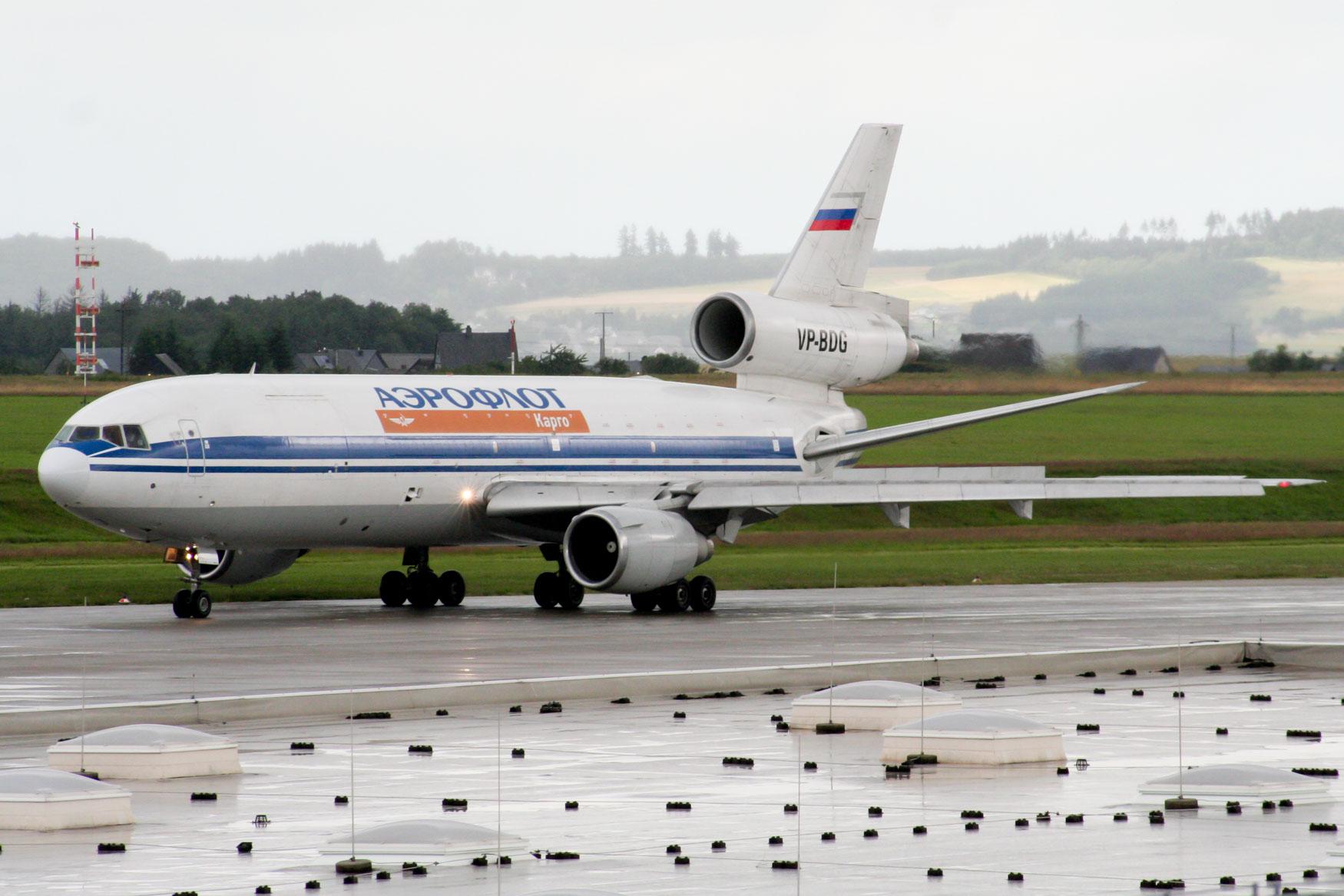 Aeroflot Cargo DC-10