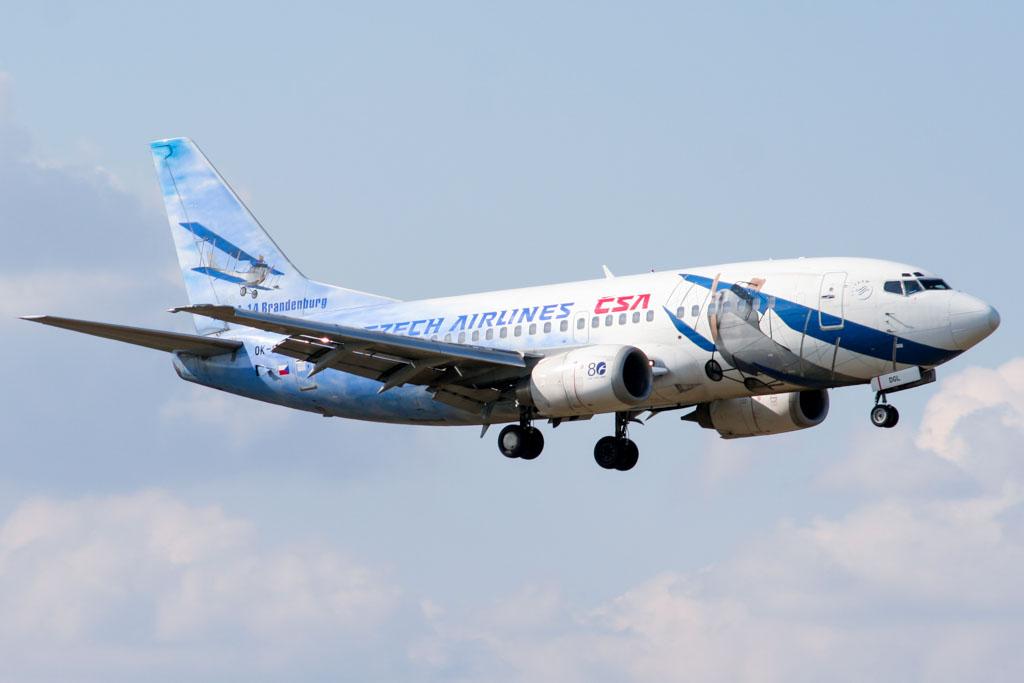 CSA 737-500 Special Livery