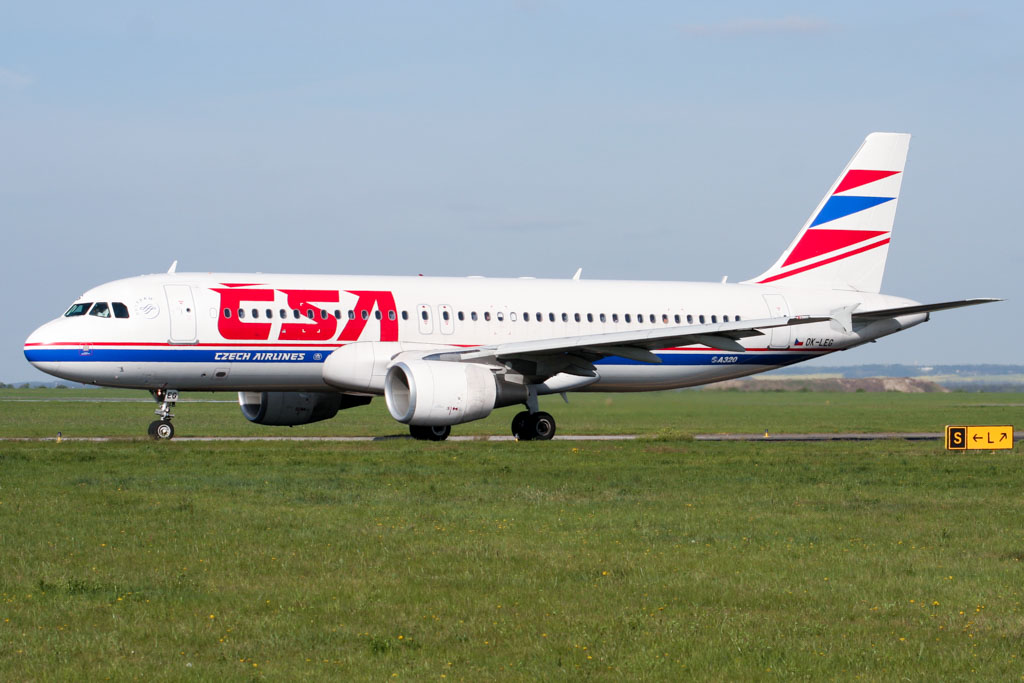 CSA A320