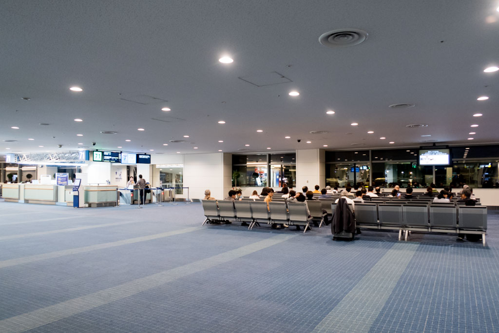 Haneda Airport Airside