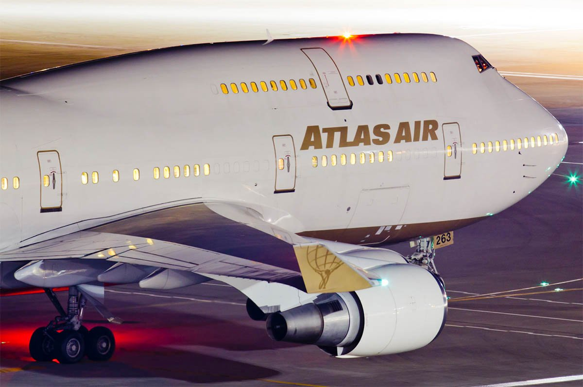 Atlas Air Boeing 747-400