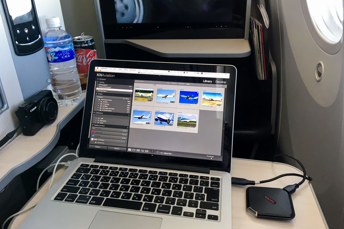Trip Preview: Live from 34,000 Feet a.k.a. Going to Europe for Christmas