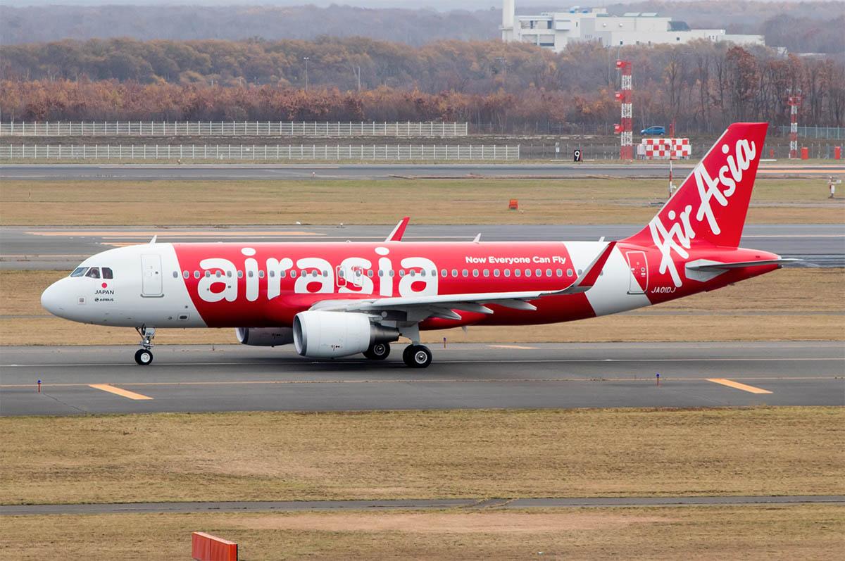 AirAsia Japan A320