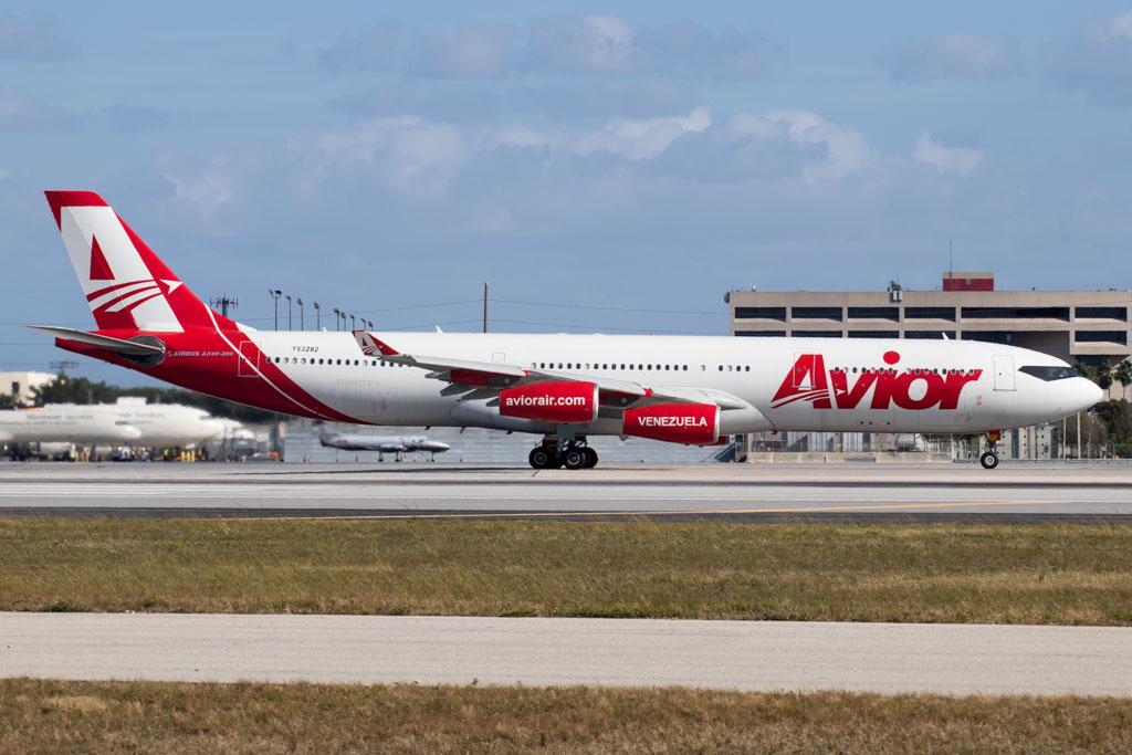 Avior Airbus A340-300
