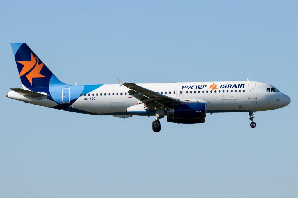 Israir Airbus A320-200