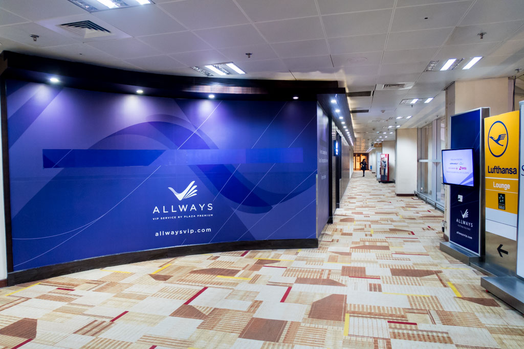 Allways Lounge Delhi