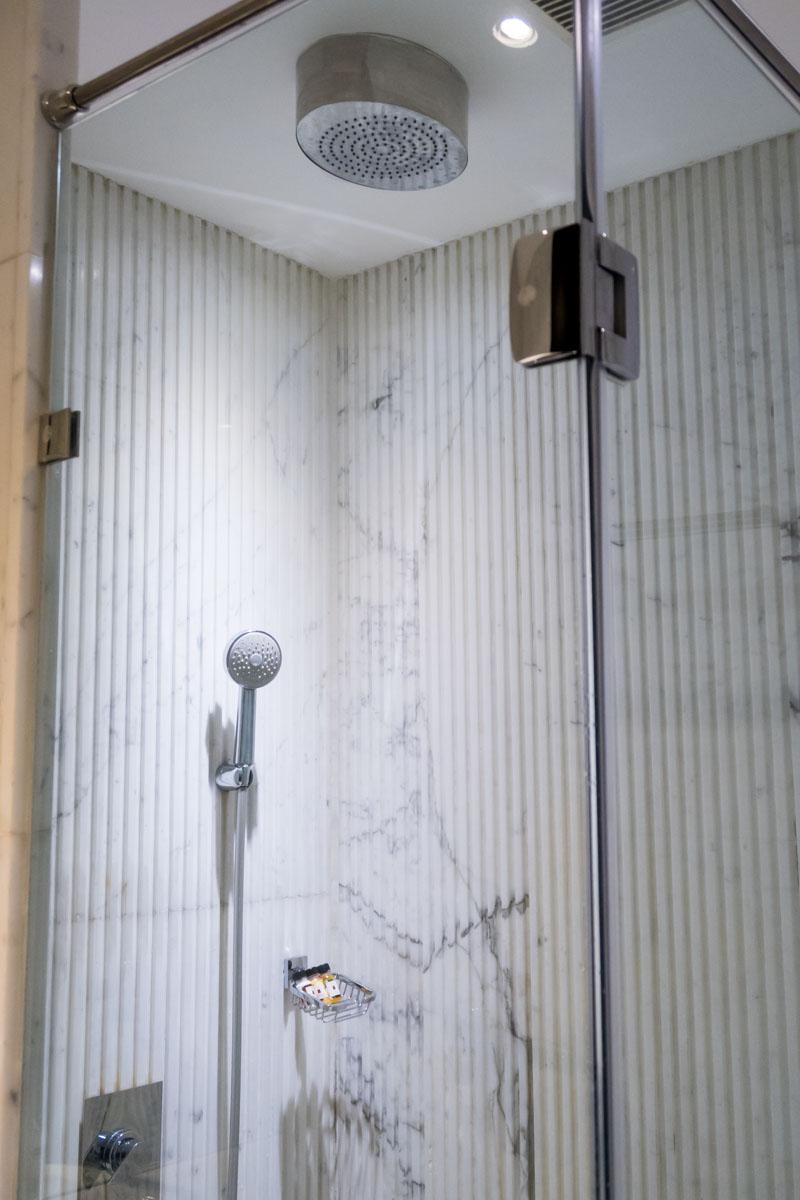 Allways Lounge Delhi Shower