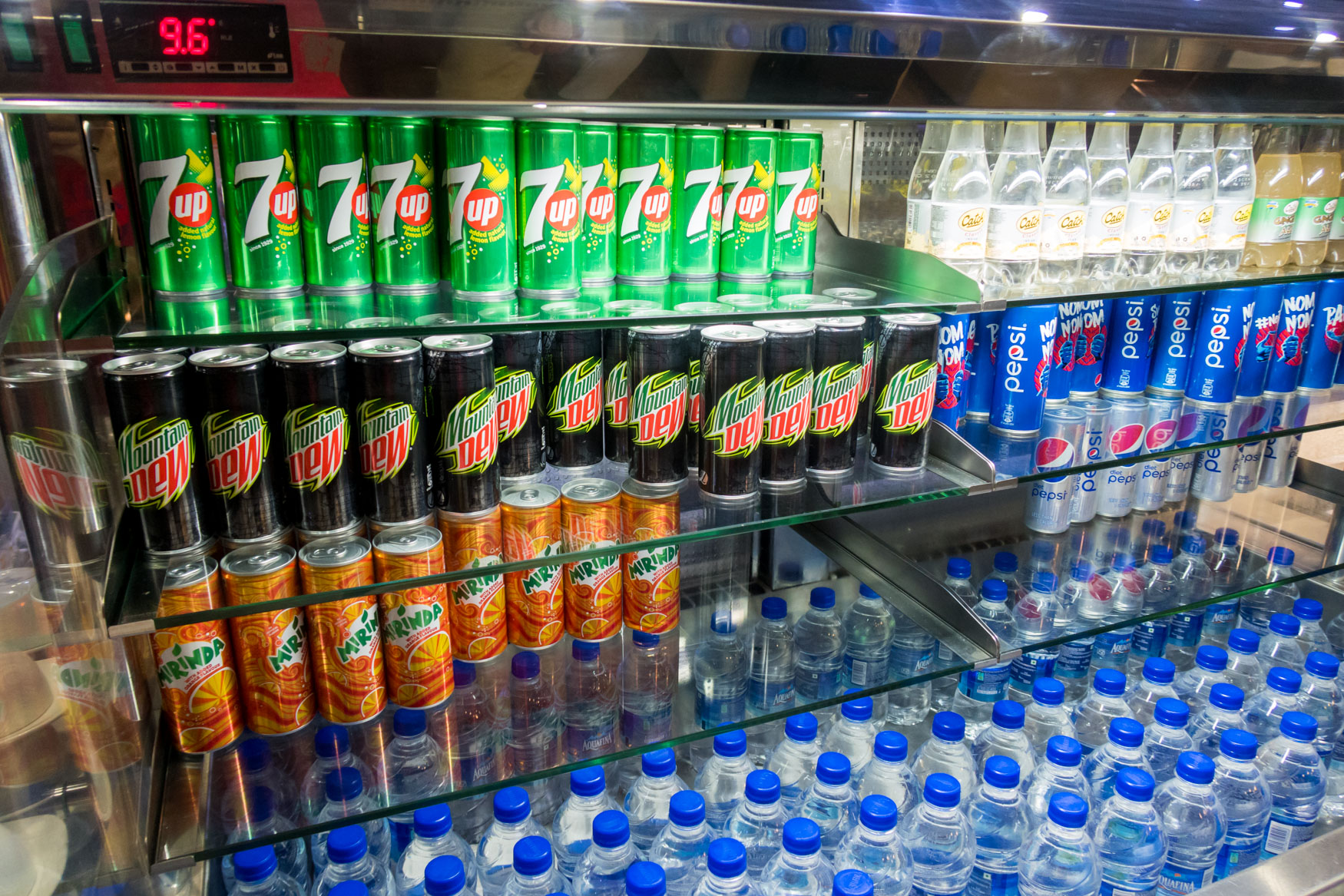Allways Lounge Delhi Soft Drinks
