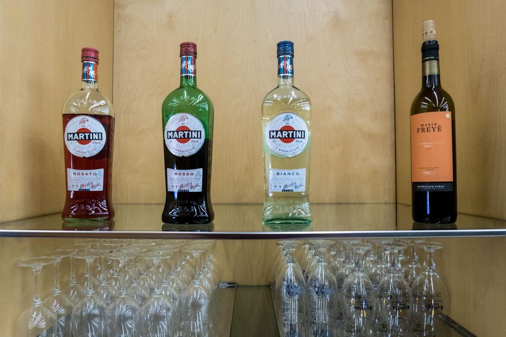 Sala VIP Canudas Liquor