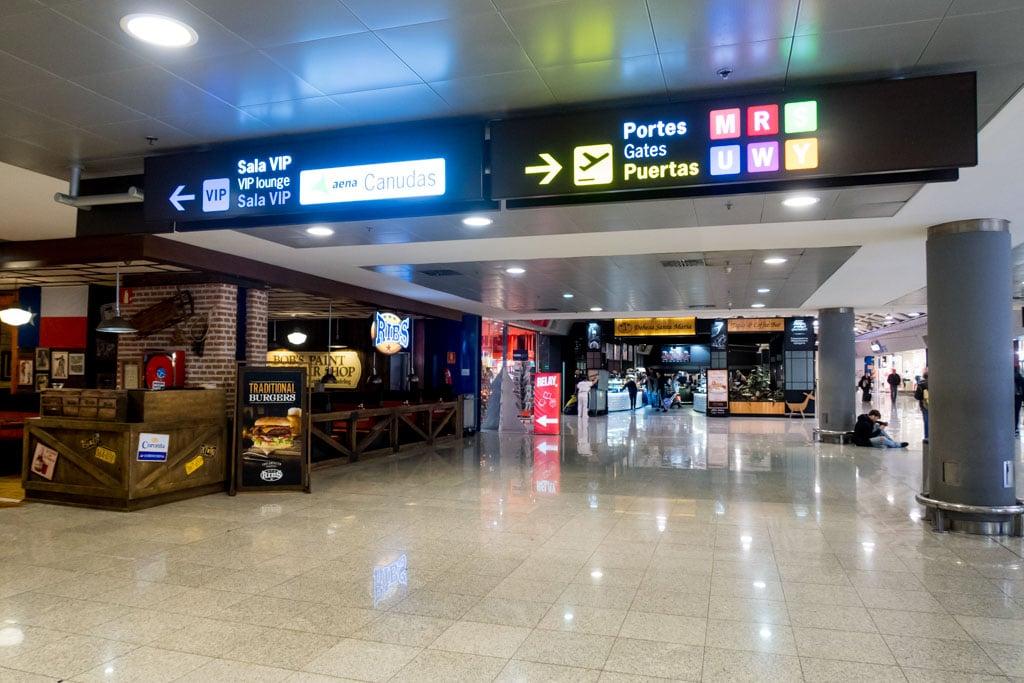 Barcelona El Prat Priority Pass Lounge