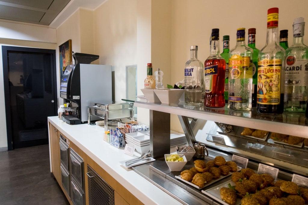 Club S.E.A. Sala Leonardo Food and Drinks