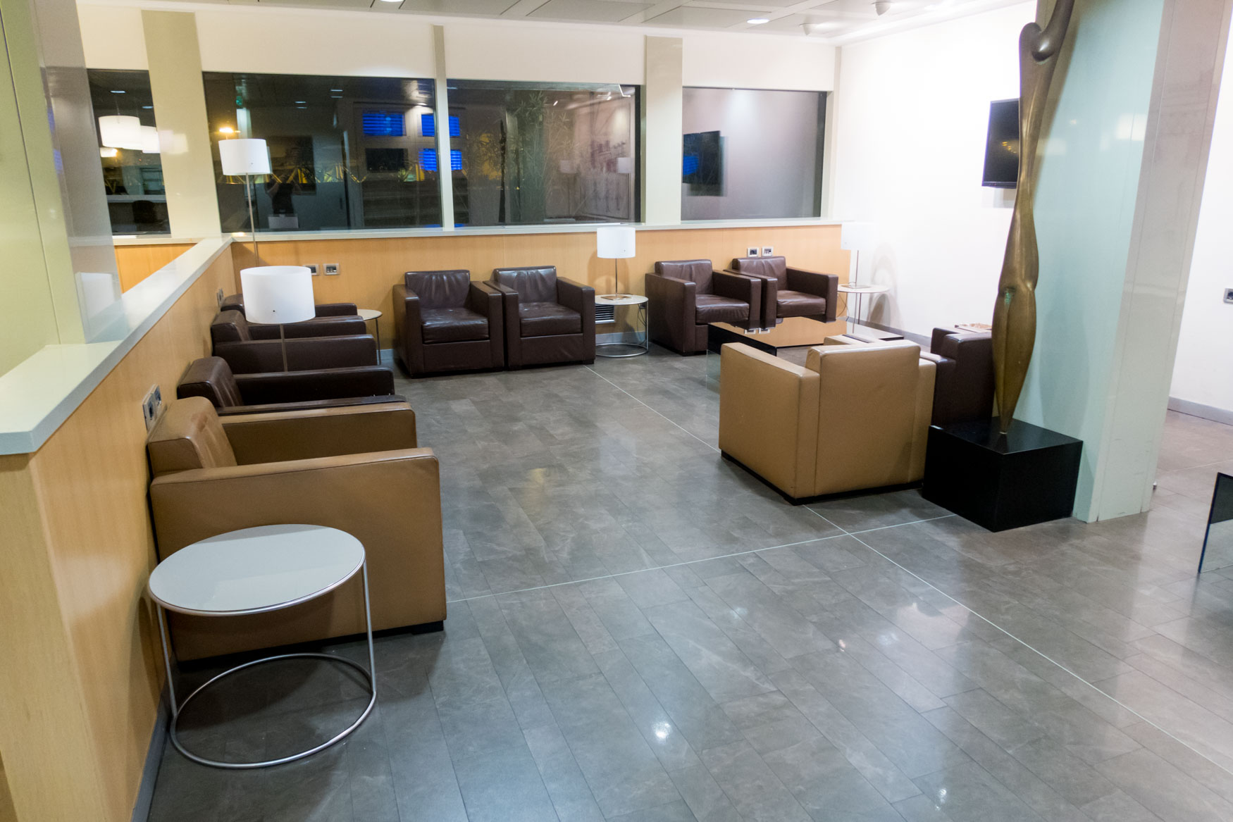 Seating Area Sala Leonardo