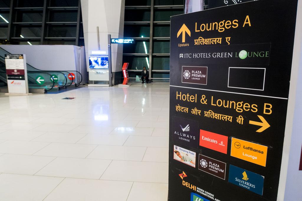 Delhi Indira Gandhi International Airport Terminal