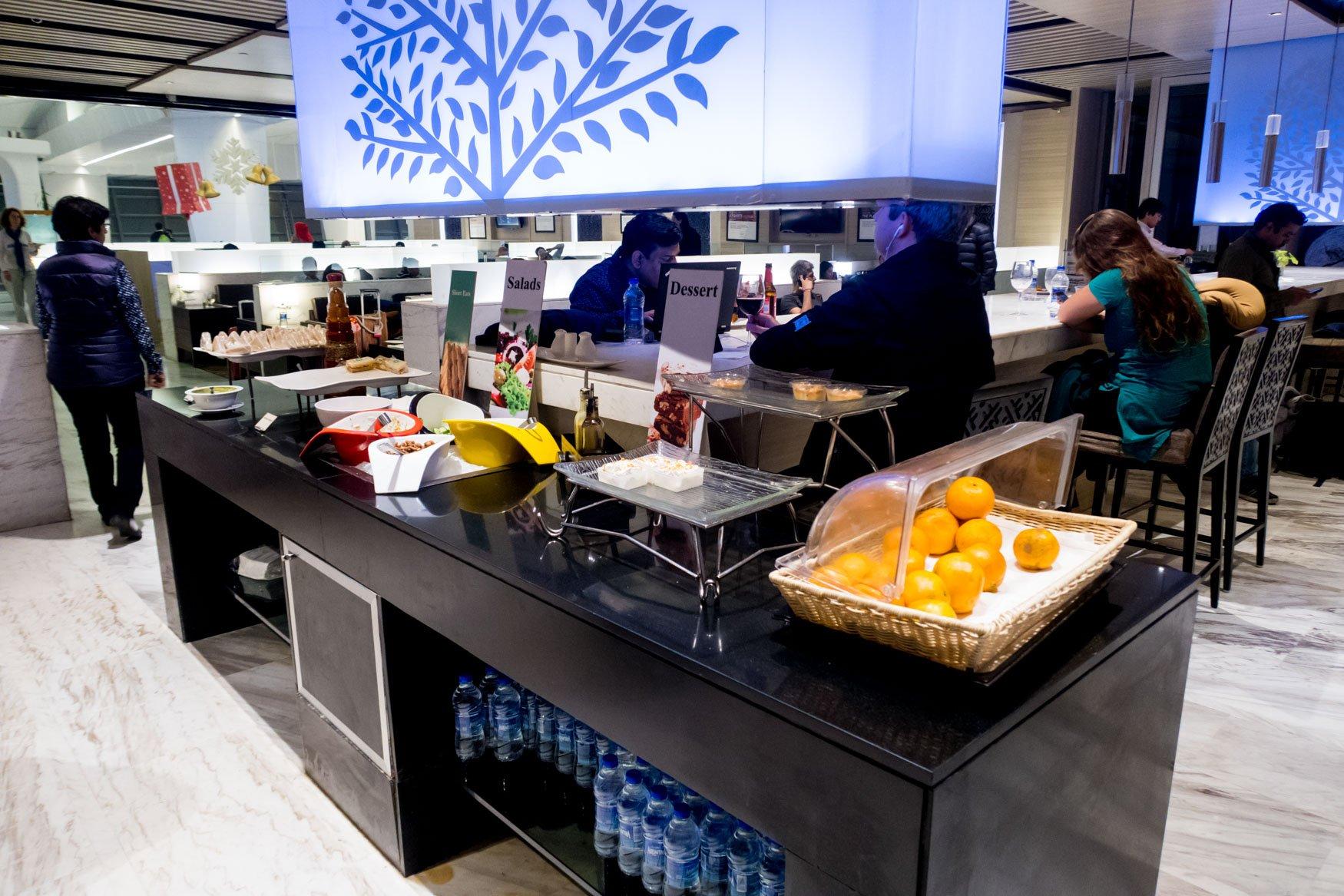 ITC Hotels Green Lounge Buffet