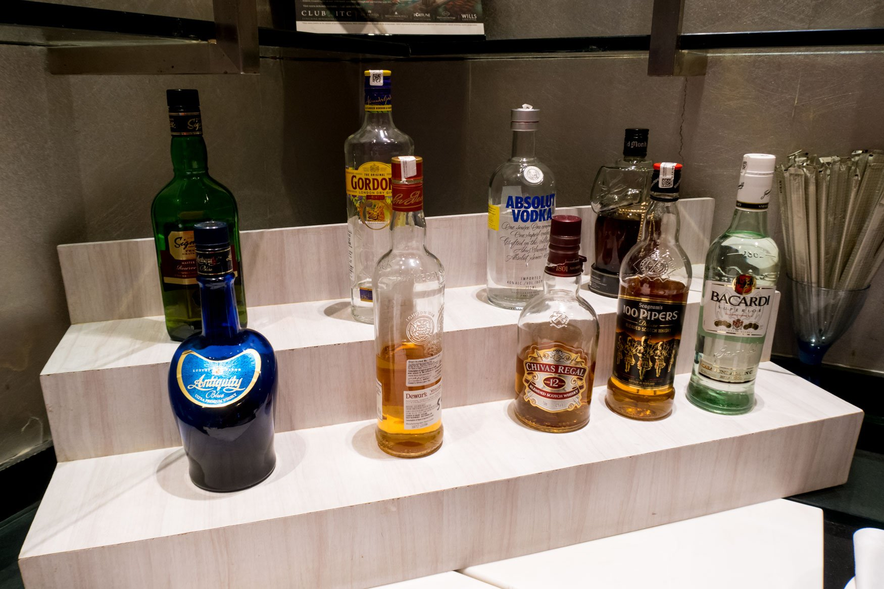 ITC Hotels Green Lounge Alcohol