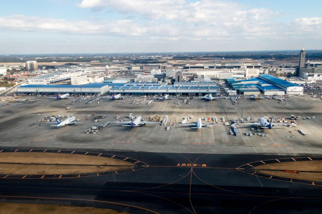 Tokyo Narita Cargo Terminal