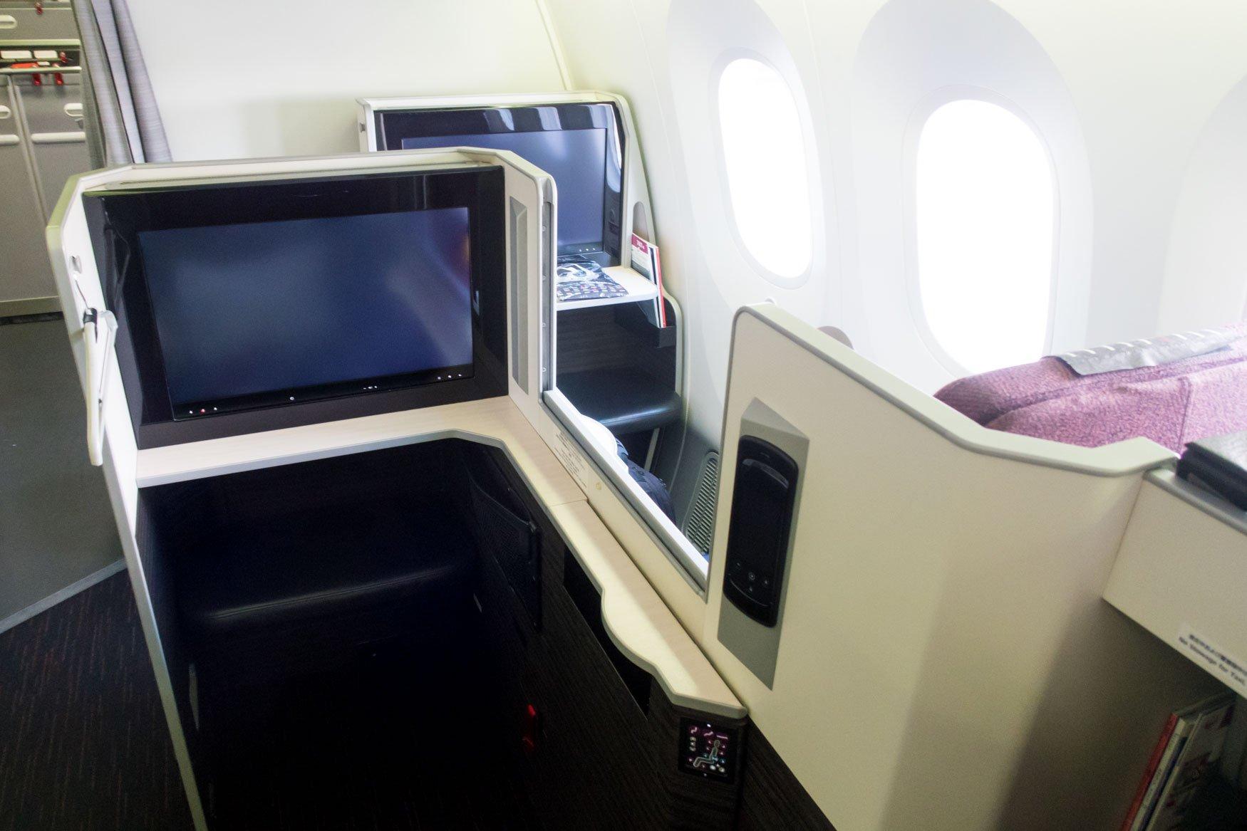 My Pair of JAL Sky Suites