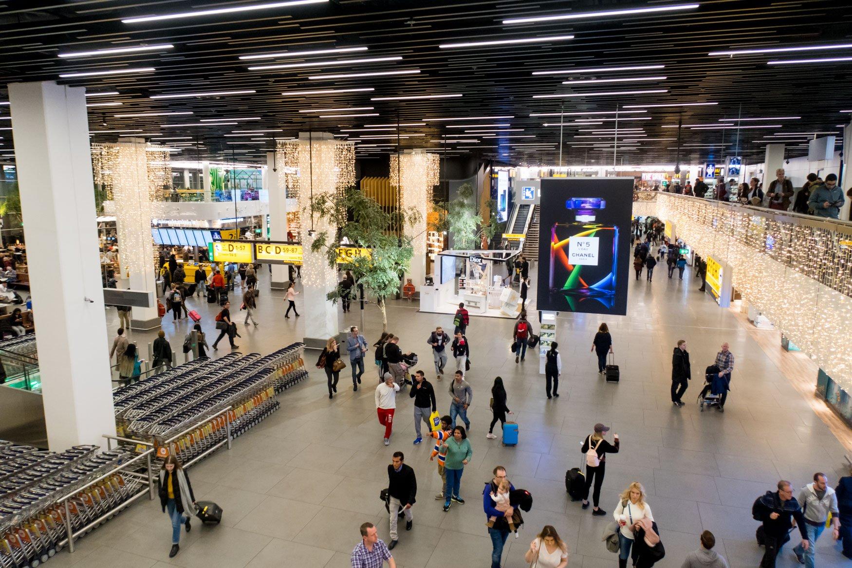 Amsterdam Schiphol Terminal